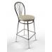 Барный стул Венус (VENUS  HOKER chrome)
