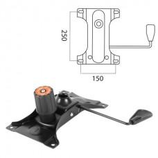 Механизм качания топ-ган  150*250