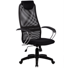 Кресло руководителя Метта (METTA S-BK-8)