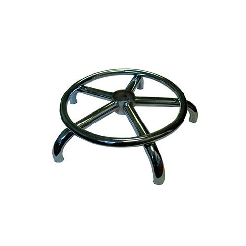 Крестовина хром с кольцом