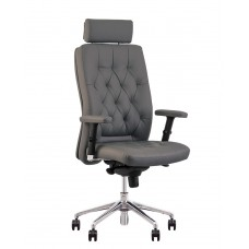 Кресло руководителя Честер (CHESTER R HR steel ST AL32)