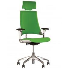 Кресло руководителя Хип Хоп (HIP HOP R HR white AL33)