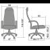 Кресло руководителя Метта (METTA BP-5)