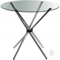 Стеклянный стол AQUA