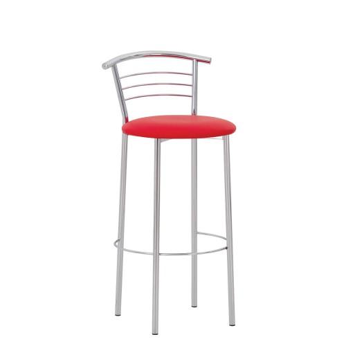 Барный стул Марко (MARCO hoker chrome)