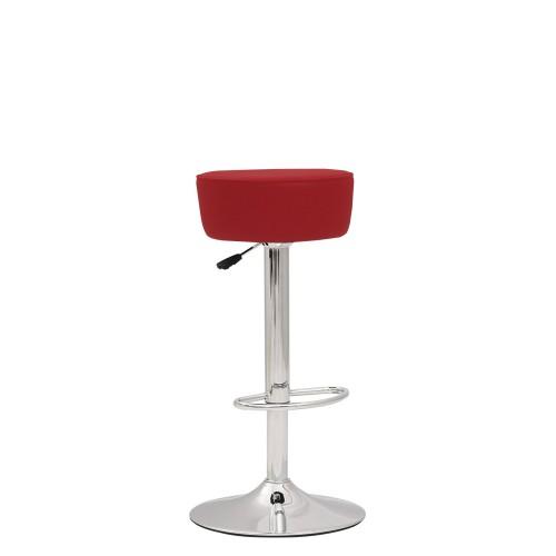 Барный стул Пиноколада Хокер (PINACOLADA hoker lift chrome)