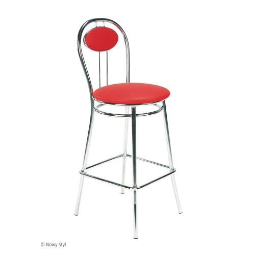Барный стул Тизъяно (TIZIANO hoker chrome)