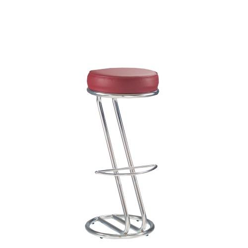 Барный стул Зета (ZETA chrome)