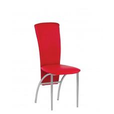 Металлический стул AMELY chrome