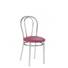 Металлический стул Тулипан (TULIPAN chrome)